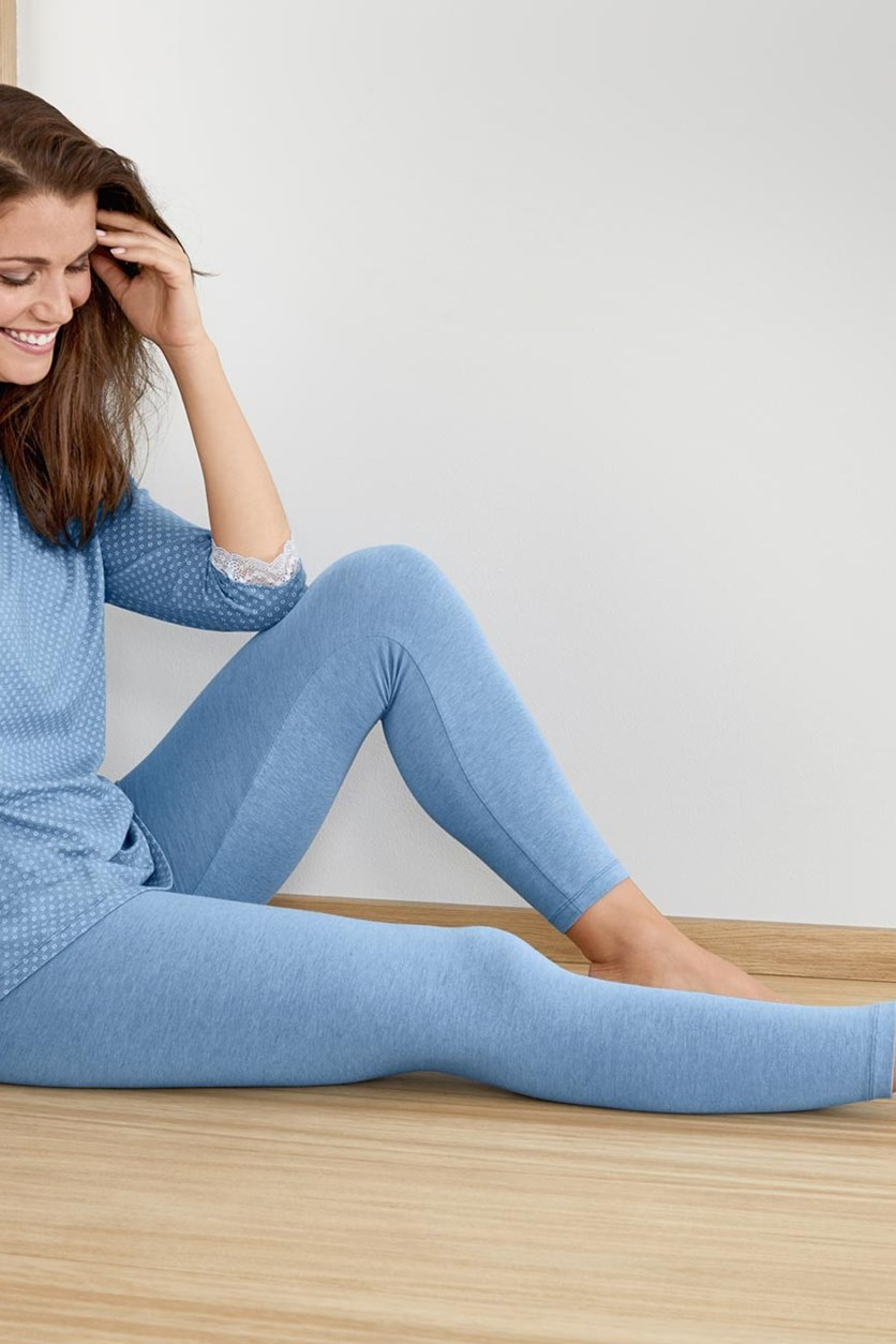 Women's Pyjamas Set, Blue