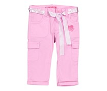 Guess Toddlers Cargo Pockets Pants,  Lavender Magenta