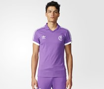 Adidas Men's Real Madrid Shirt, Purple