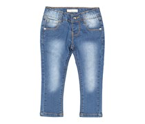 Guess Toddlers Five Pockets Jeans, Blue