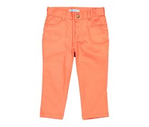 Toddlers Five Pockets Pants, Orange