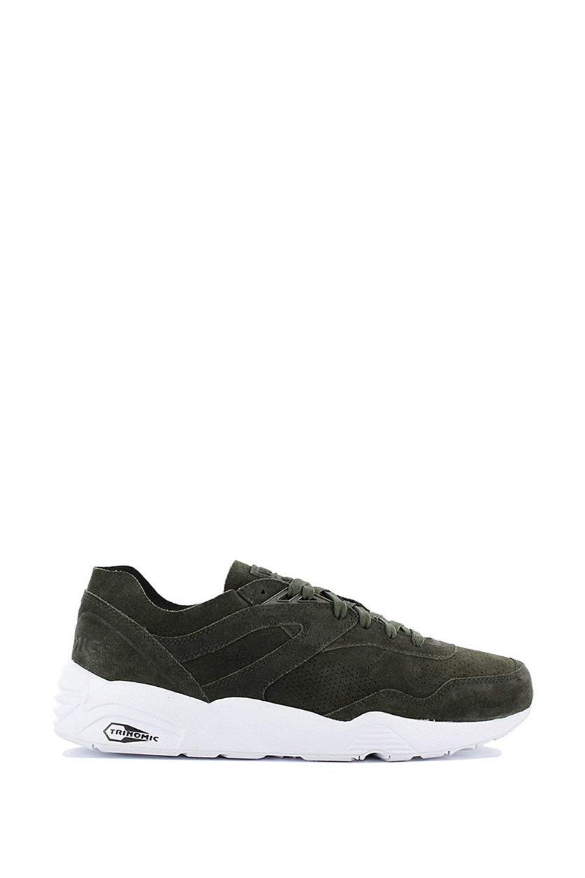 vente chaude en ligne df42a 87ce1 Shop Puma Puma Men's R698 Soft Shoes, Forest Night for Men ...