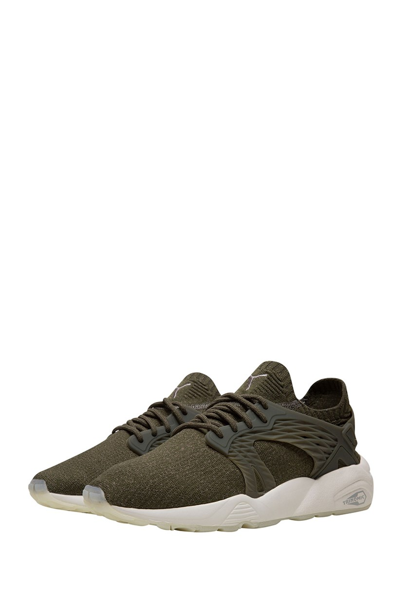 Men's Blaze Cage Evoknit Sneakers, Olive Night