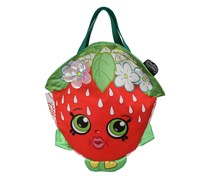 Shopkins Strawberry Kiss Activity Purse, Red