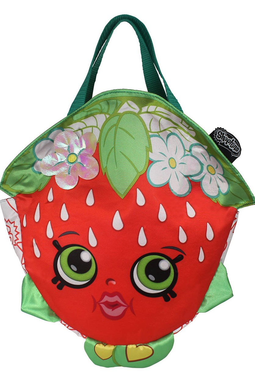 Strawberry Kiss Activity Purse, Red