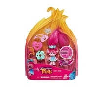 DreamWorks Trolls Hair Raising Poppy, Fuchsia
