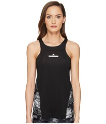 Adidas Womens Run Adizero Tank Top, Black