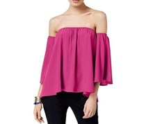 Inc International Concepts Off-The-Shoulder Top, Fushia