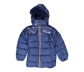 Tahari Kids Boys Hooded Puffer Jacket, Navy