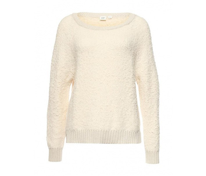 Women's Pullover Sweater, Ivory