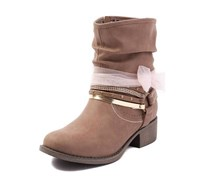 Sarah-Jayne Youth Elloise Boot, Tan