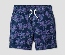 Cat & Jack Baby Boys' 3D Octopus Print Pull-on Shorts, Insignia Blue