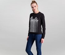 Eleven Paris Barbie Coolbie Sweatshirt, Black