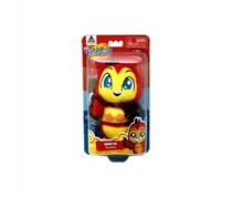 Treeatures Muniyo Plush Toys, Red/Yellow