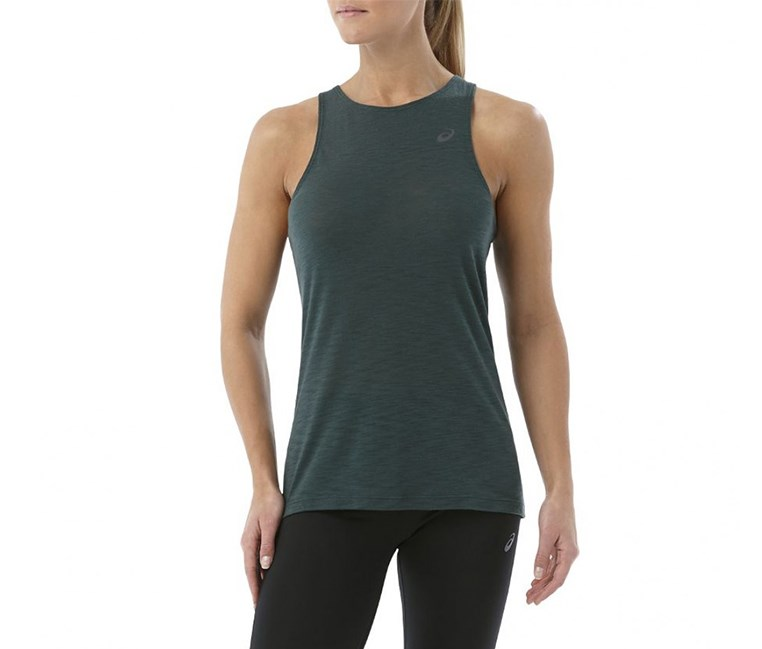 Women's Slim Tank, Hampton Green