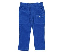 Boboli Toddler Pants, Royal Blue