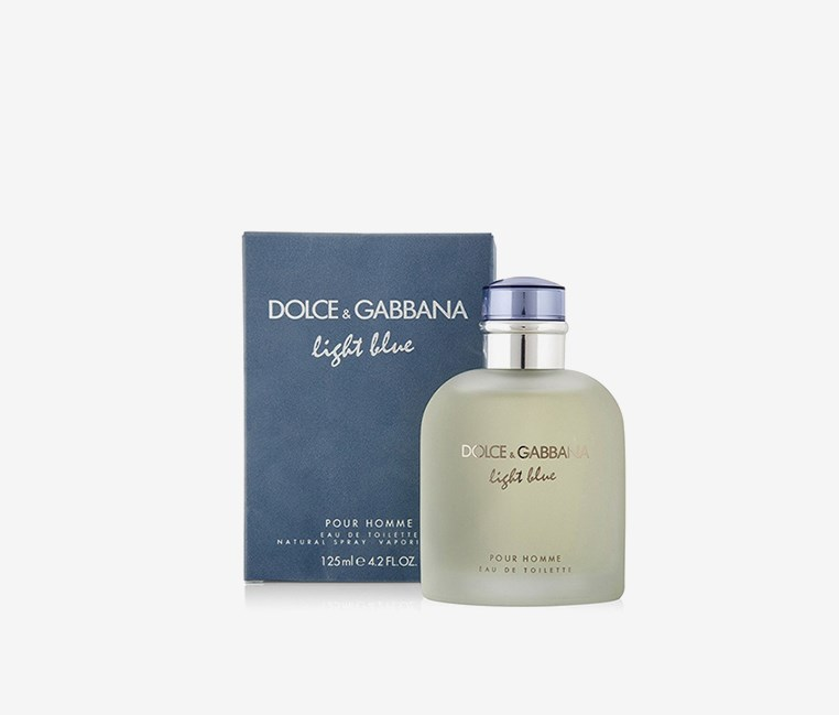 Light Blue Pour Homme EDT, 125 ml
