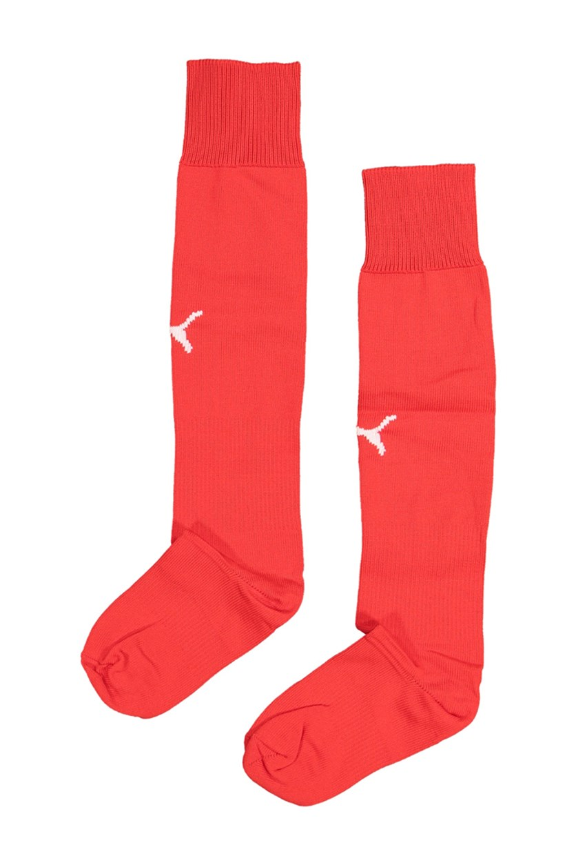 Men's Football Soccer Socks, Red