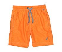 Nautica Toddlers Boys Dylan Swim Short, Papaya