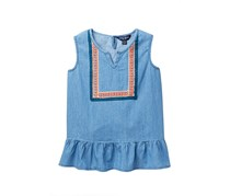 Lucky Brand Kids Girl Lillian Top, Ryder Wash