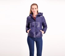 Gap Women's Hooded Jacket, Navy