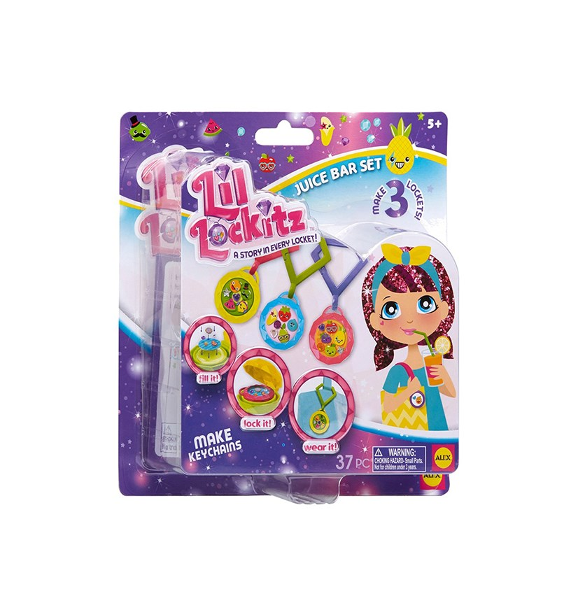 Lil Lockitz Juice Bar Set, Combo