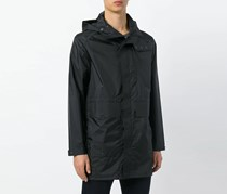X Stampd Men's Jacket, Black