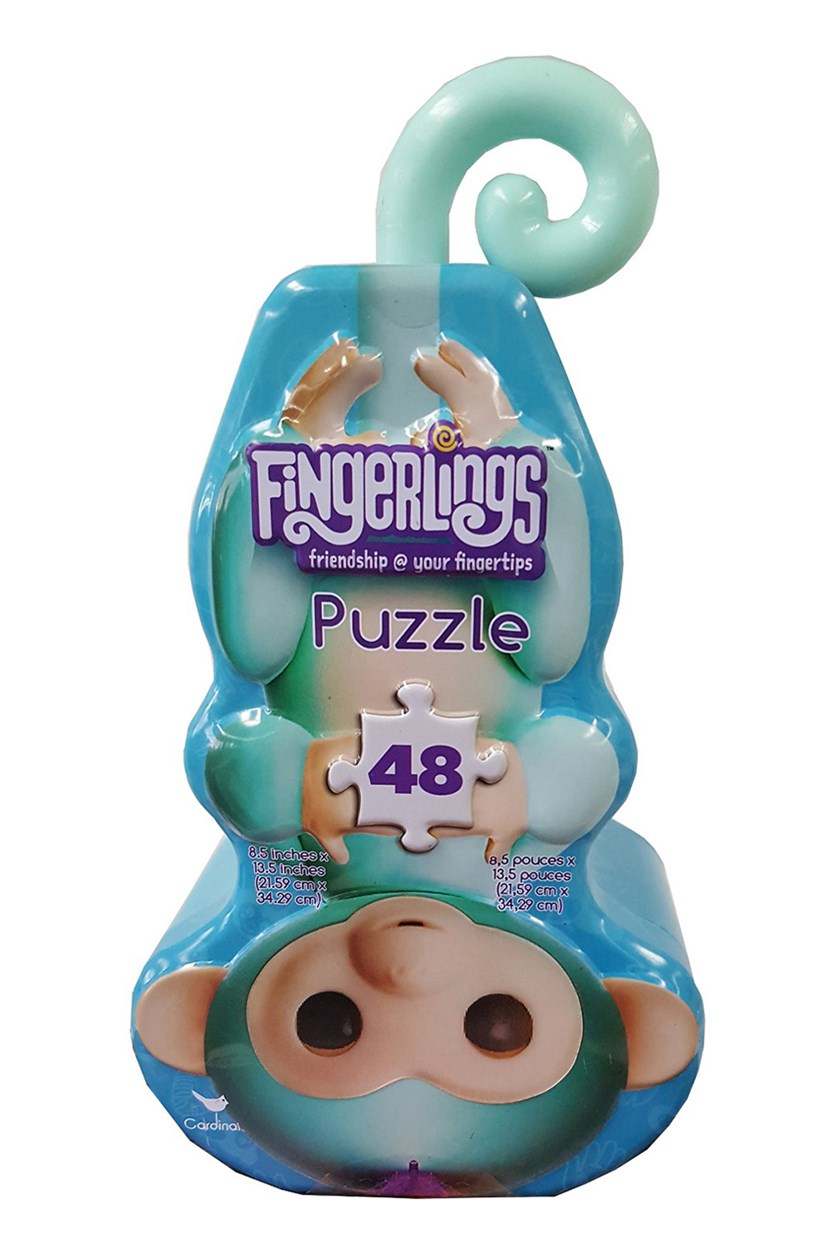 Fingerlings 48 Pieces Puzzle, Blue