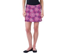 Tranquility by Colorado Women's Floral Skort, Hawaiian Dreams Pink