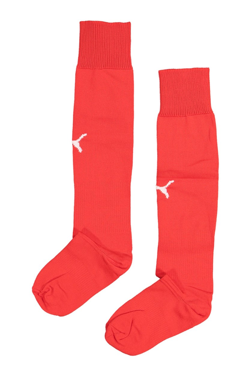 Football Soccer Socks, Red