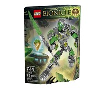 LEGO Bionicle Lewa Uniter Of Jungle, Green