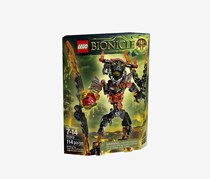 Lego Bionicle Beast Lava, Green/Orange