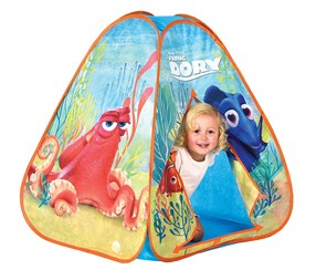 Disney Frog Finding Dory Pop Up Play Tent, Blue