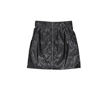 French Connection Womens Atlantic Skirt, Black