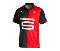 Men's Stade Rennais Fc Shirt, Red/Black
