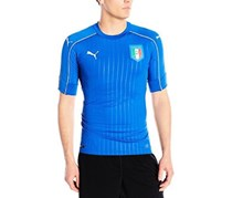 Puma Mens Athletic Italia Home Shirt, Blue
