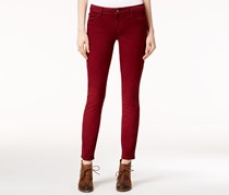 Tommy Hilfiger Sonoma Wash Skinny Jeans, Maroon