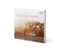 CD Outdoor Lounge, White