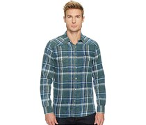Lucky Brand Men's Indigo Shirt, Green