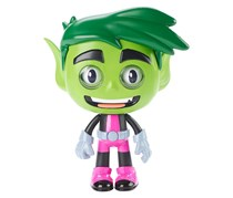 Mattel Teen Titans Go! Smooth Talker Beast Boy Figure Action Figure, Green