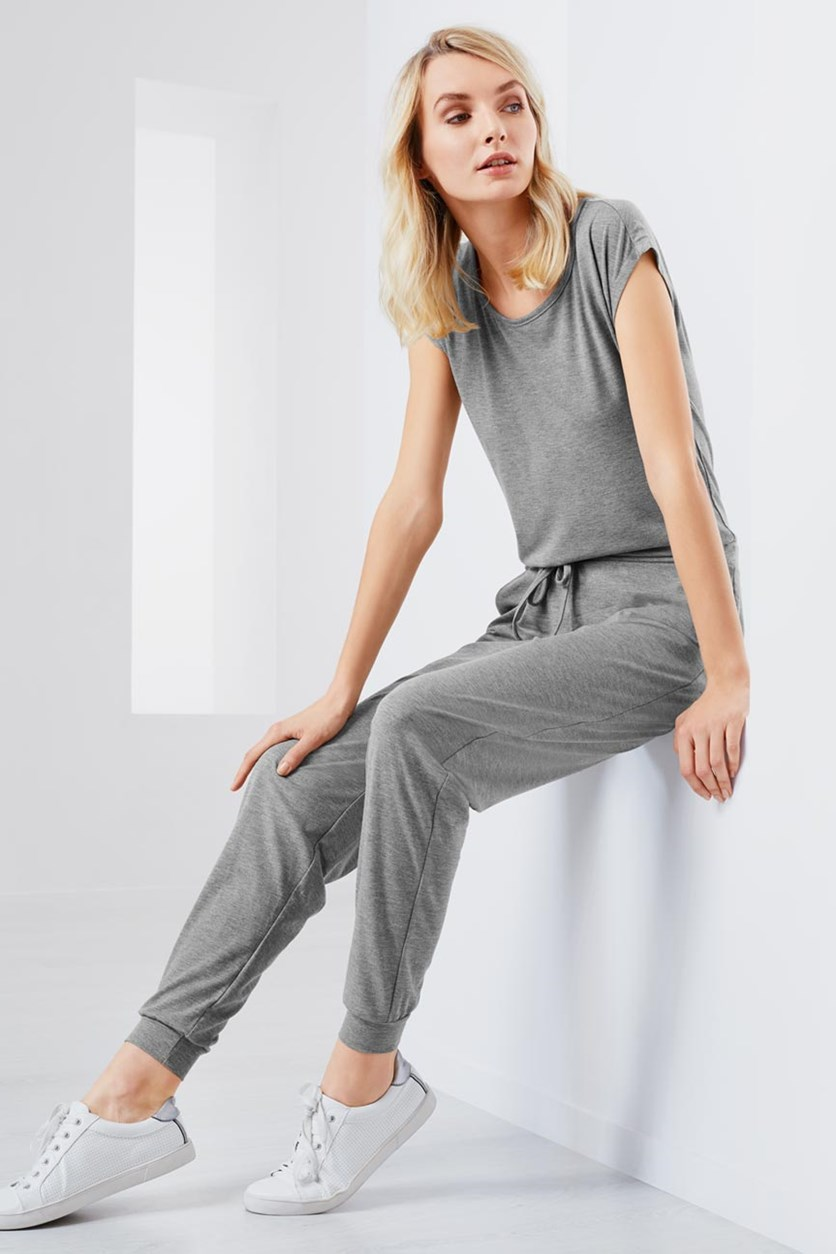 Women's Jumpsuit, Grey