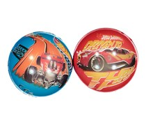 Hot Wheels PU Balls, Blue/Red