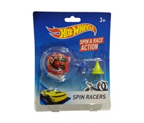 Hot Wheels Spin & Race Action, Red