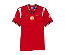 Adidas Manchester United Home Jersey, Red