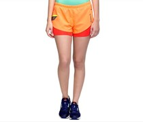 Reebok Women's Running One Series Short, Orange