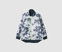 Adidas Messi Windbreaker Jacket, Dark Grey