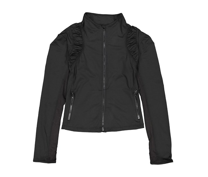 Windy Jacket, Black