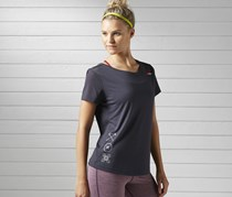 Reebok Women's Elite Tee, Lead