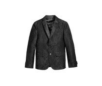 Ralph Lauren Big Boys Tuxedo Jacket, Black