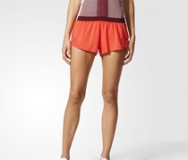 Adidas by Stella McCartney Running Adizero Short,  Bright Red